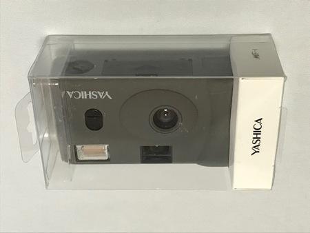 ヤシカトイカメラMF-1GRAY