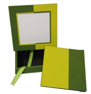 アルバムBOX グリーン 6×6