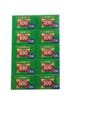 フジ FUJICOLOR 100 24EX 単品+10Pセット