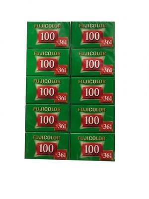 フジ FUJICOLOR 100 36EX 単品+10Pセット