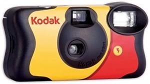 コダックFUNSAVER27EX800(レンズ付フイルム)×5個セット