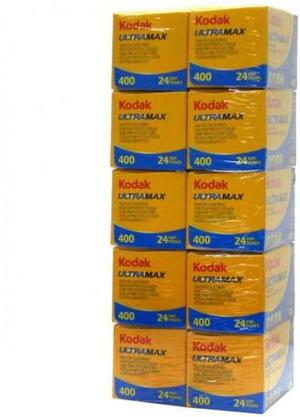 コダック ULTRA MAX 400-24EX 10本セット